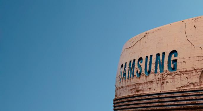 Samsung Names New Smartphone Chief As It Seeks To Secure Market Dominance