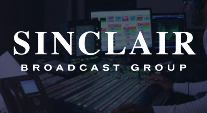 Sinclair Broadcast Group's Breaking News: 40% Upside