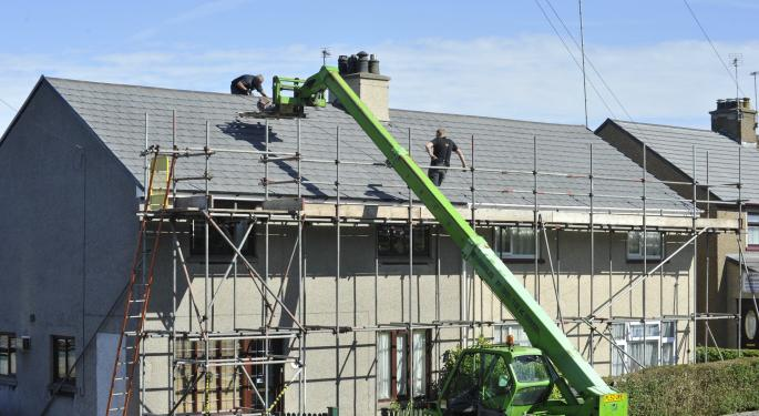 Baird's Roofing Survey Positive For Beacon Roofing, Carlisle Quarterly EPS