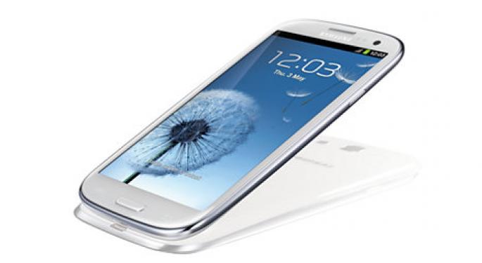 Galaxy S III Sales Overtake Apple's iPhone 4S
