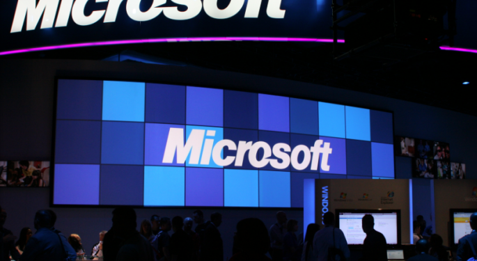 What To Expect From Microsoft's Earnings In 7 Pictures