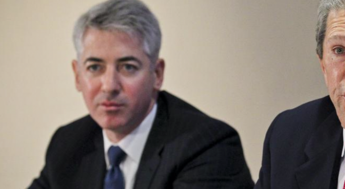Bill Ackman's Pershing Square Takes 5% Stake In Valeant Pharmaceuticals