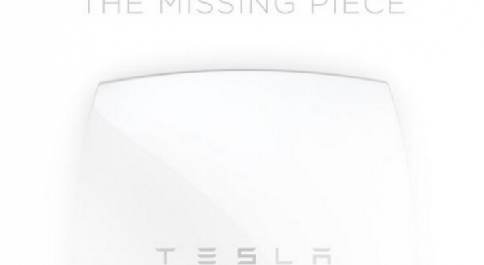 Tesla, Elon Musk Introduce The Home Battery