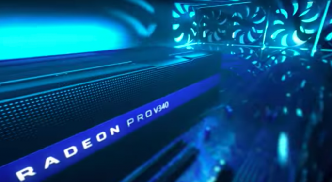 What You Need To Know About AMD's New Radeon Pro V340 Graphics Card