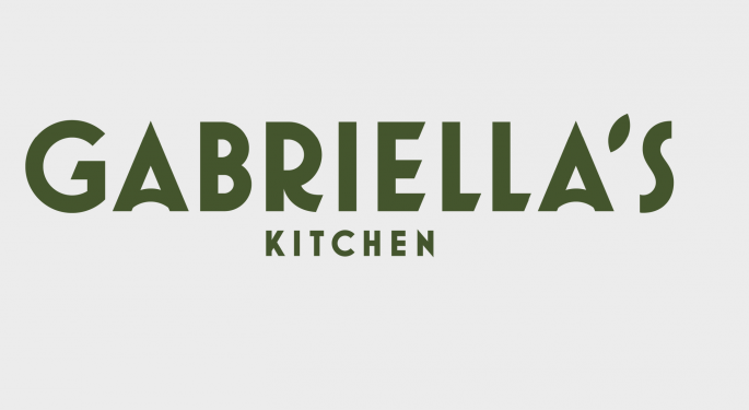 Gabriella's Kitchen Reports 780% Year-Over-Year Revenue Increase