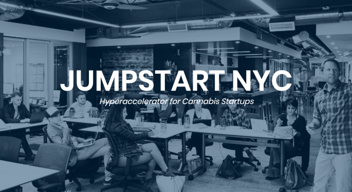 A 'Hyperaccelerator' For Cannabis Startups Is Coming To New York