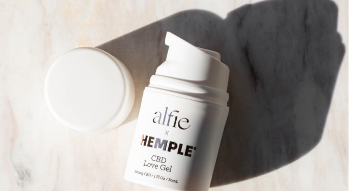 HEMPLE, They Call Her Alfie Launch New CBD Love Gel: 'We Have A Whole Lot Of Endocannabinoid Receptors In Our Sexual Tissue'