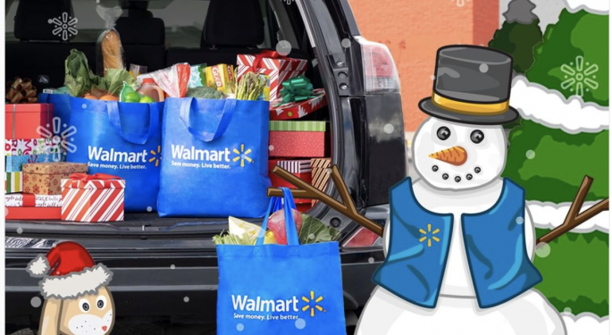 Wal,Mart Stores, Inc. (NYSEWMT) , Walmart Takes Down