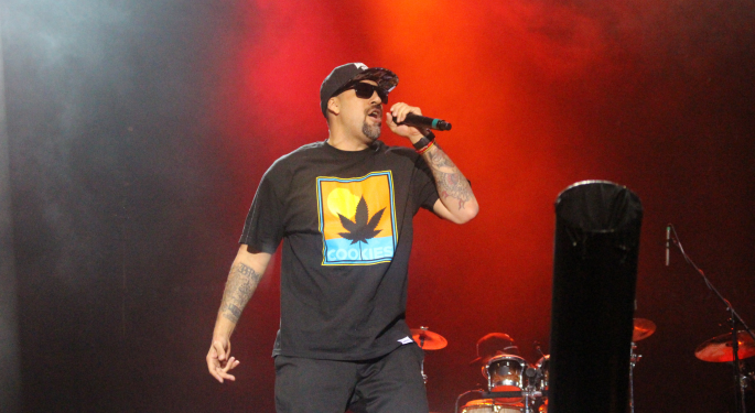 B-Real's Dr. Greenthumb: From Alter Ego To Business Emblem