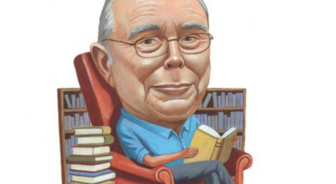 Charlie Munger Talks About Chinese Companies, Poor Investment Choices, And Why He Would Never Buy Tesla Stock