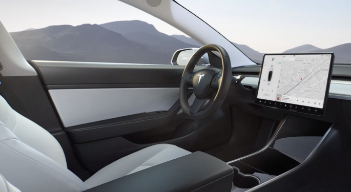 Tesla Wants To Manufacture Model 3 With A Longer Range in China