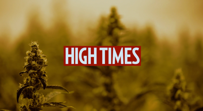 High Times Receives 'HTHC' Ticker: Everyone Involved Is 'Excited'