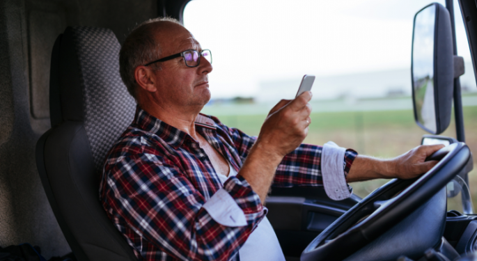 Distracted Driving Could Be Solved For Fleets With A Simple Technology