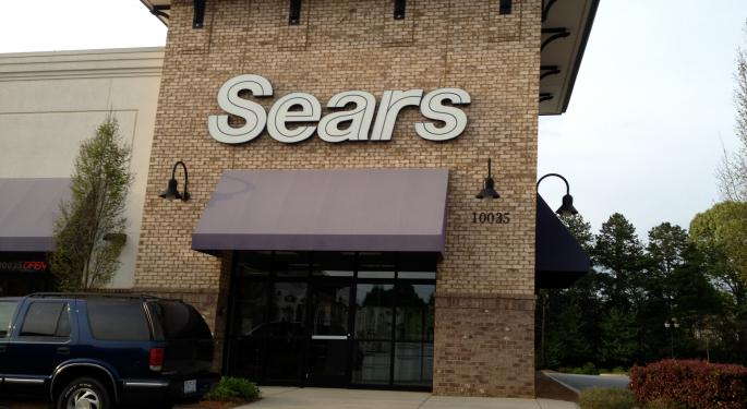 Sears Has Scary Short Squeeze Potential