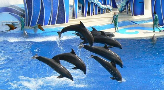 3 Reasons Why Citi Projects 28% Downside In SeaWorld Shares