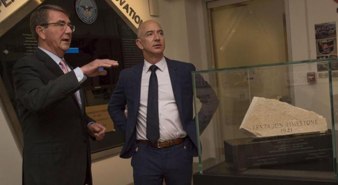Jeff Bezos Could Lose Title Of World's Richest Person After Amazon's Earnings Miss