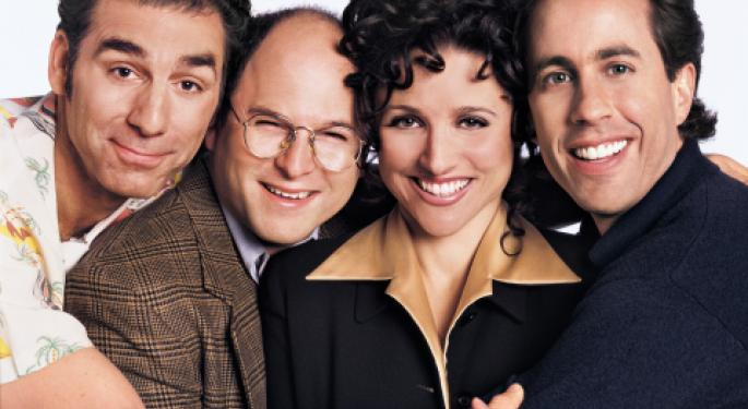 'Seinfeld' Will Have A Few New Homes In 2021