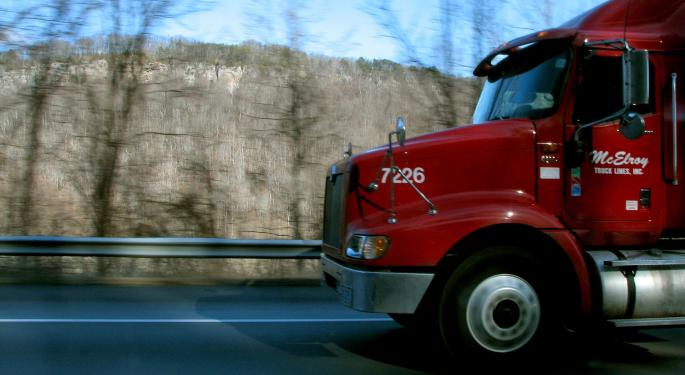 Time Is Right To Invest In Truckload Stocks, Says Stephens Analyst