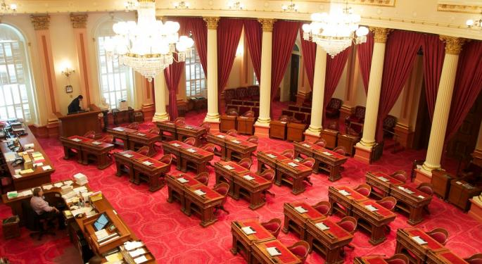 """Battle On Making Dynamex """"ABC"""" Into Law Now Moves Into The California Senate"""