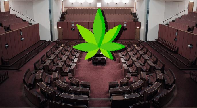 California Cannabis Legislation In 2019: A Look At What Passed, Stalled In Sacramento
