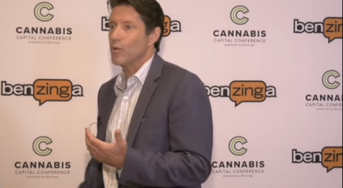 A Cannabis Bubble? Tim Seymour Believes Market Has Been 'Grossly Understated'