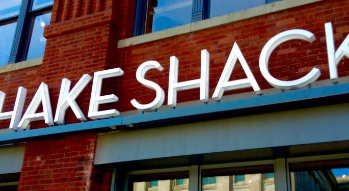 Shake Shack CEO Talks Business Model, Breakfast