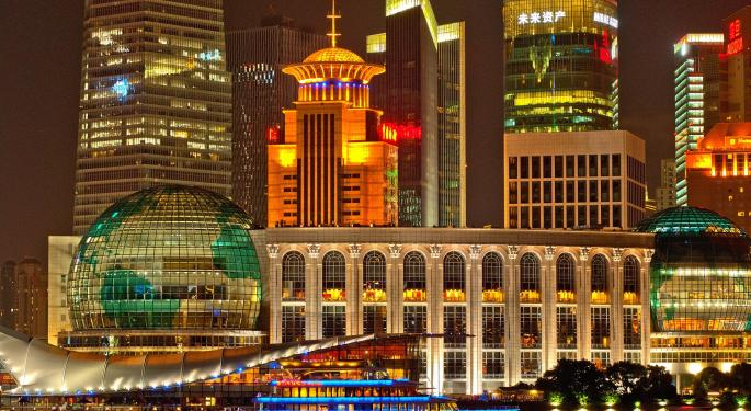This Day In Market History: Shanghai Securities Exchange Reopens After 41 Years