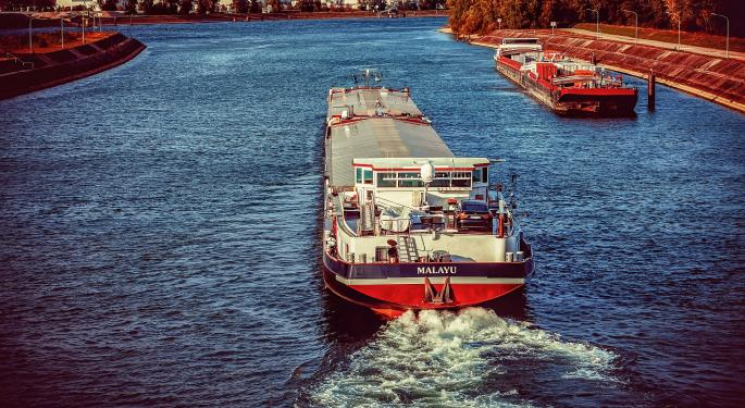 Lack Of Funding For US Internal Waterways System Threatens To Damage Agricultural Production And Shipping