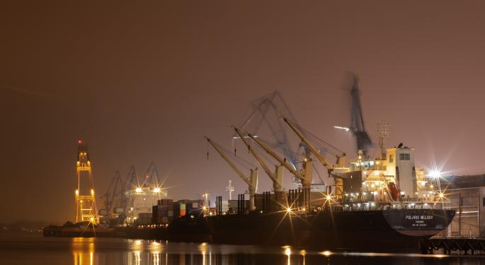 Port Report: U.S. Retail Inventories High As Container Rates Retreat