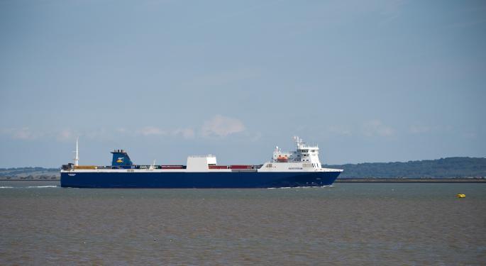 Hyundai Merchant Marine Reports Increase In Revenue, Smaller Loss