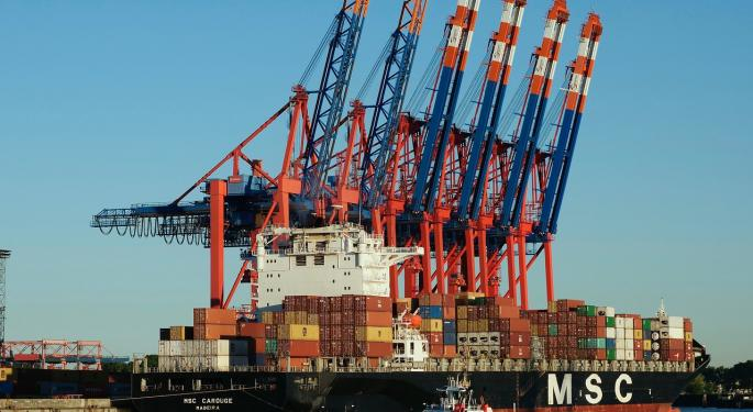 """Containers Don't Lie"": Keeping Score In The Trade Battles"