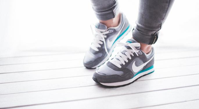 Mike Khouw's Nike Options Trade