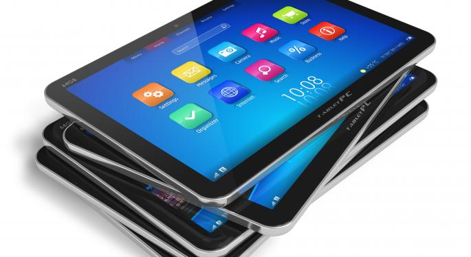 Hybrids Could Be Next Big Thing According To Tablet Sales In 2013