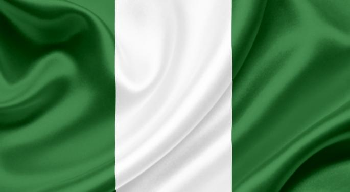 Nigeria ETF Gets Good News on Glum Day For Global Markets