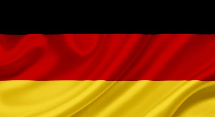Amid Signs of Slowing Growth, Koesterich Downgrades Germany