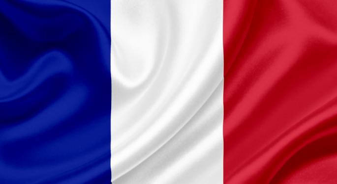 France ETF Slides After S&P Cuts Banks