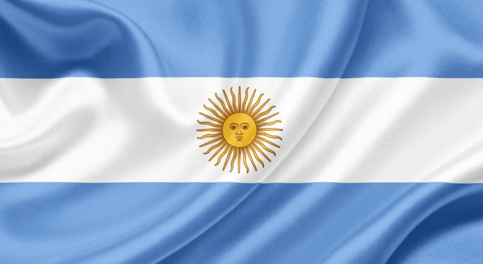 Downgrade Could Hasten Argentina's Frontier Departure