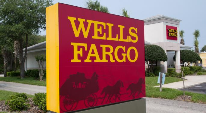 Wells Fargo Reports Record Earnings, Stock Still Drops