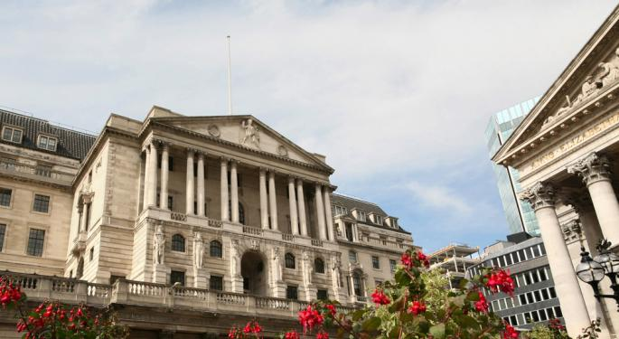 Canadian to Head Bank of England