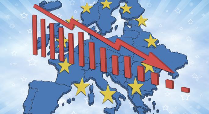 Politics Weigh On Eurozone