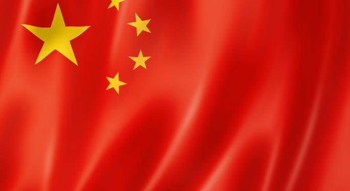 China Deficit Shrinks in Q3