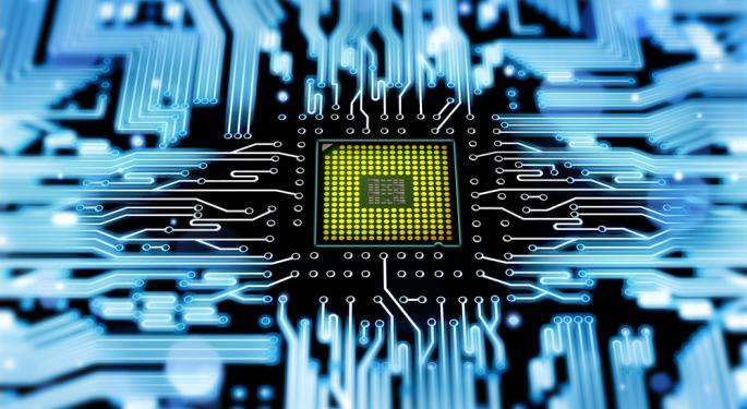 Goldman Note Lifts Semiconductor ETFs