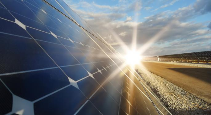 First Solar Rumor Boosts 2 ETFs