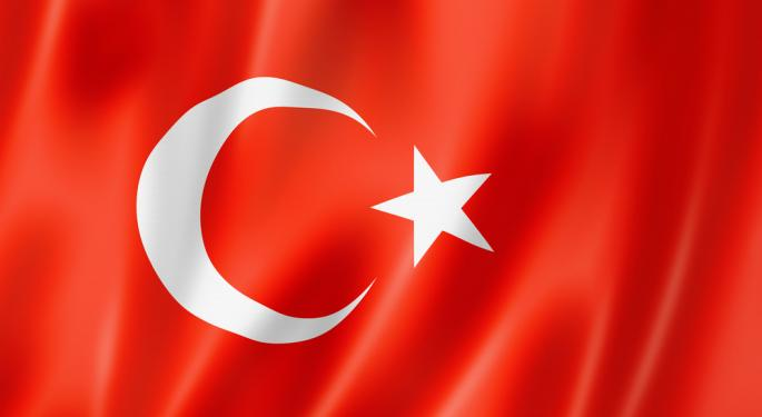 Flap With S&P Doesn't Derail Turkey ETF
