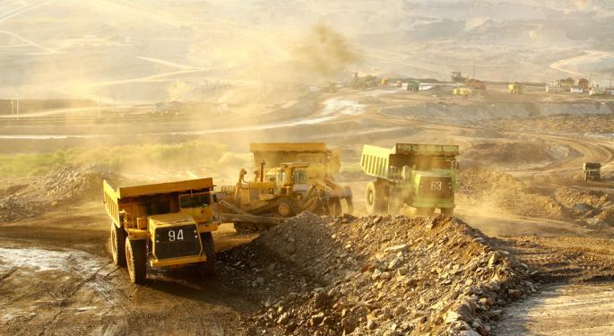 Einhorn, Soros Differ on Gold Mining ETFs