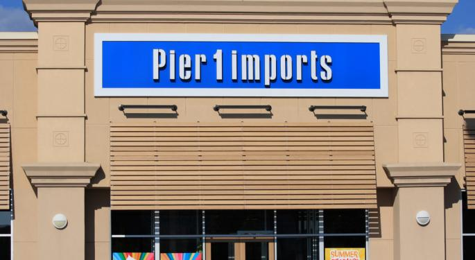 Pier 1 Imports Earnings Preview: Little Impact from Hurricane Sandy