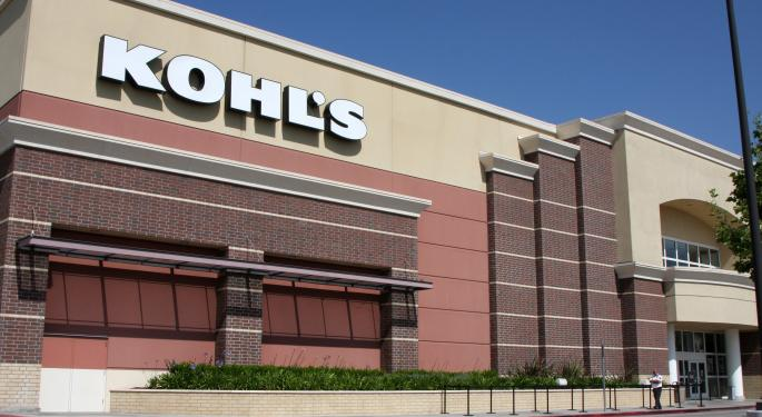 Bloomberg: Kohl's a Potential Takeover Target