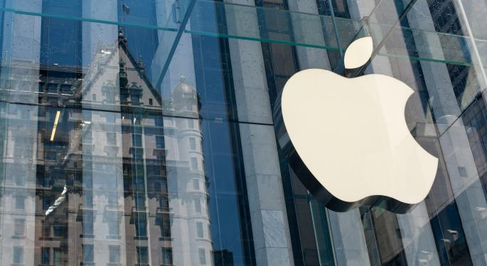Barron's Recap: Apple Tops the Barron's 500