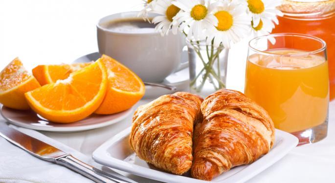 Investing in Breakfast Stocks
