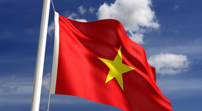 Vietnam ETF Wilts Along With Growth Expectations